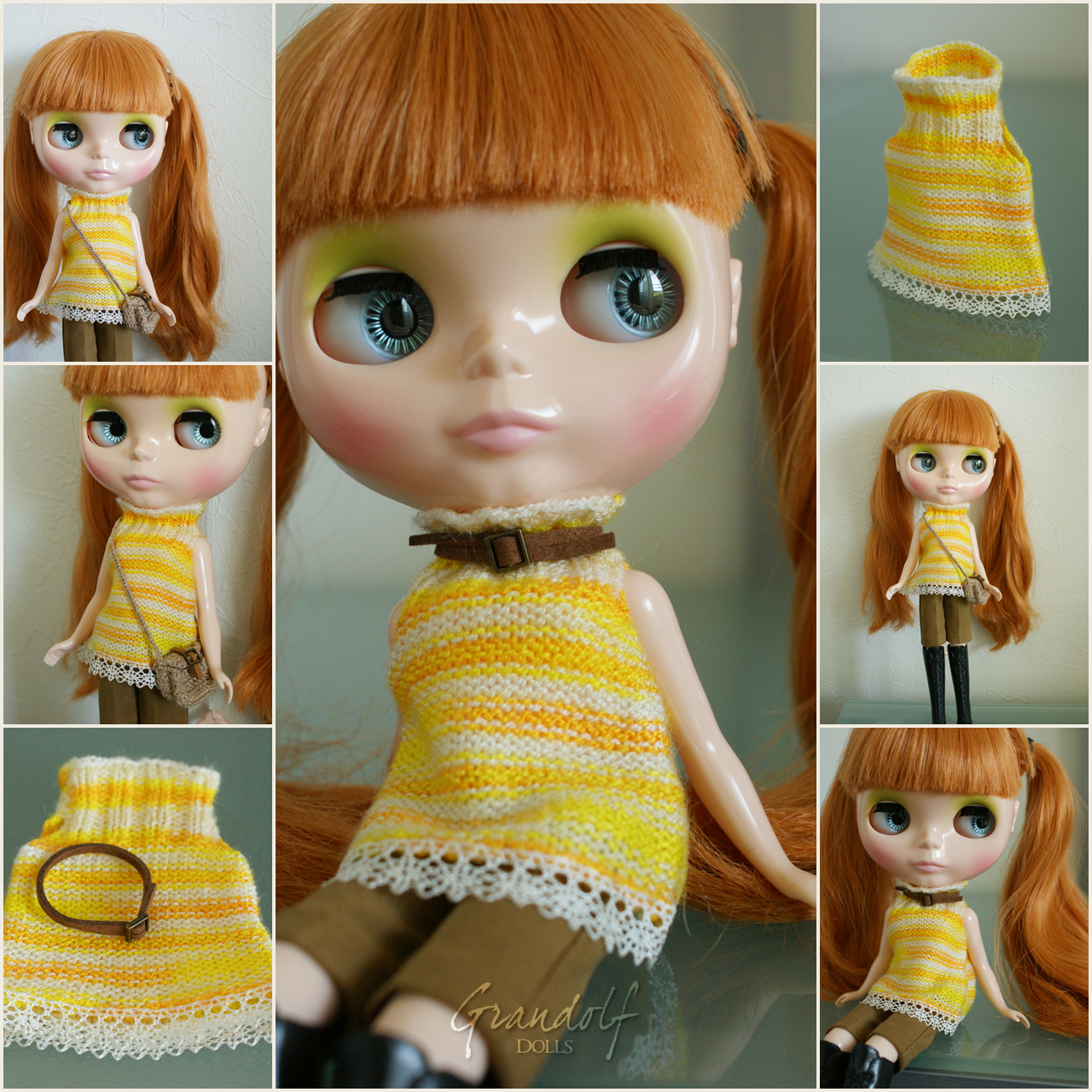 GRANDOLF Dolls knit 001