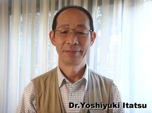 Dr.Yoshiyuki Itatsu